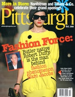 Pittsburgh Magazine Cover Picture
